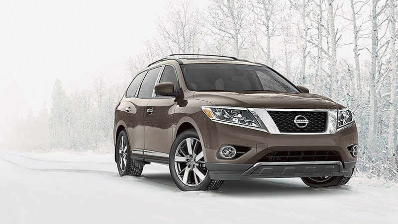 2016 Nissan Pathfinder San Antonio Tx