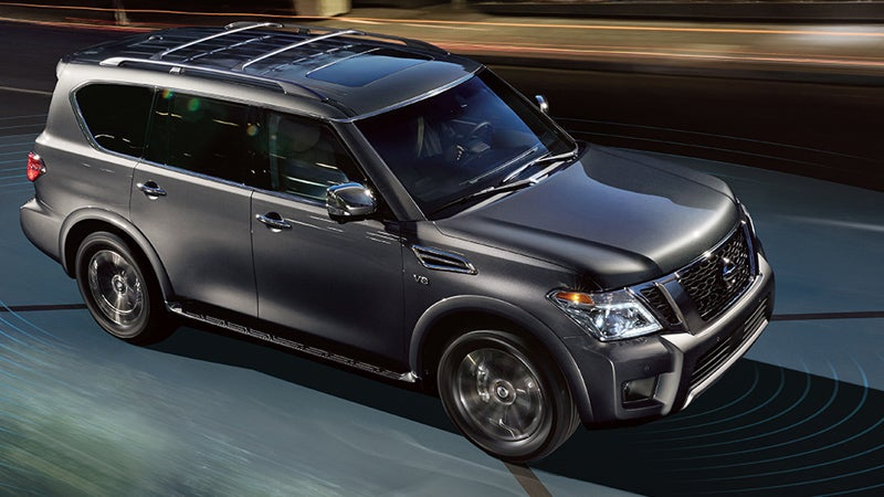 2018 Nissan Armada: Changes, Features, Price >> 2018 Nissan Armada