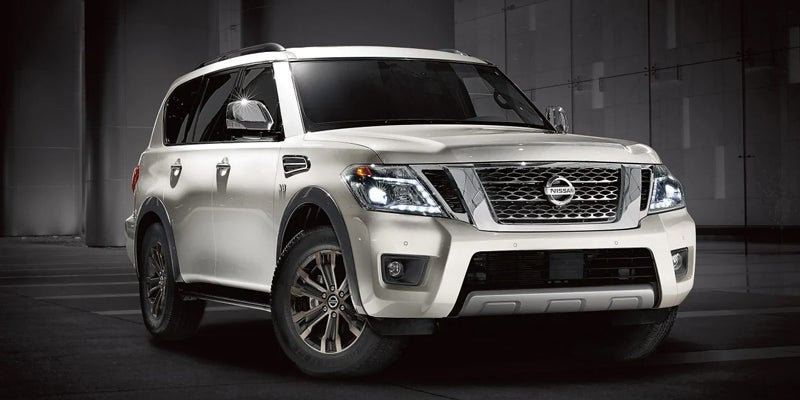2019 Nissan Armada Nissan Dealer In San Antonio Tx Ingram Park