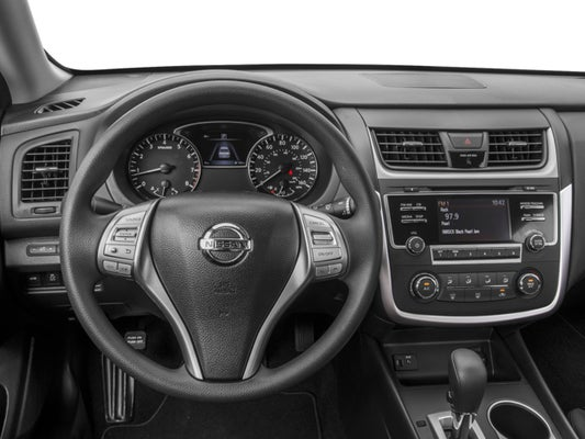 Nissan Altima 2.5 S >> 2016 Nissan Altima 2 5 S