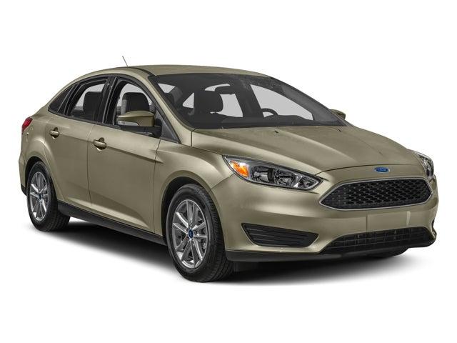 2017 Ford Focus Se In San Antonio Tx Ingram Park Nissan
