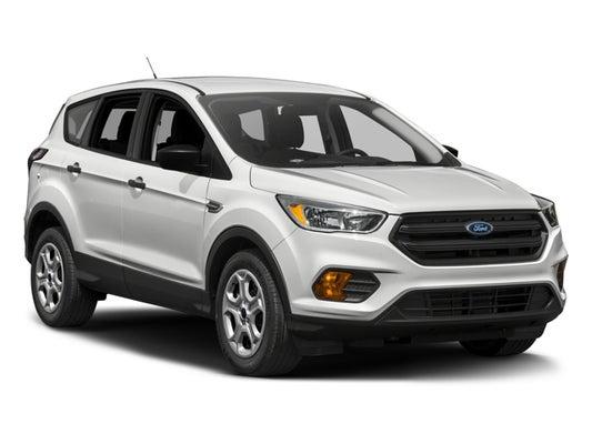 San Antonio Ford >> 2017 Ford Escape Se