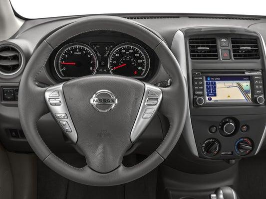 2017 Nissan Versa Sedan 1 6 Sl In San Antonio Tx Ingram Park